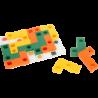 Jeu éducatif Puzzle en bois Formes géométriques