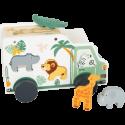 """Jouet à formes Voiture de jeu """"Safari"""""""