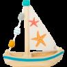 Jouet aquatique, Voilier étoile