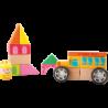 Kit de construction Bus scolaire