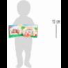 Livre d'images Pompiers, interactif