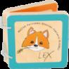 """Livre pour bébé """"Lex"""" (motifs)"""