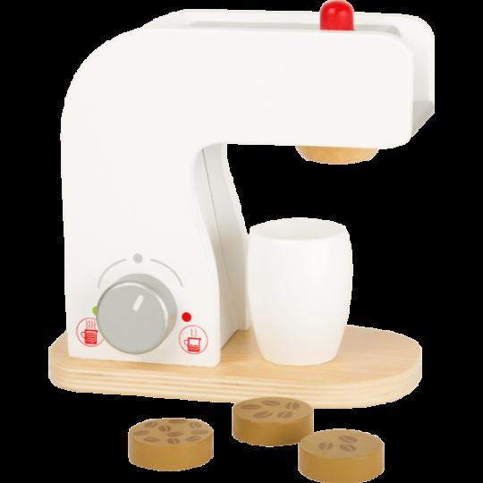 Machine à café pour la cuisine d'enfant