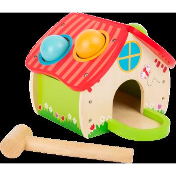 Maison à marteler