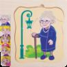 Puzzle à étages La vie de Grand-Mère