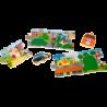 Puzzle à raconter Ville