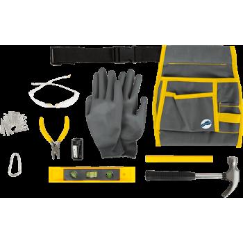 Sac à outils Pro avec outils