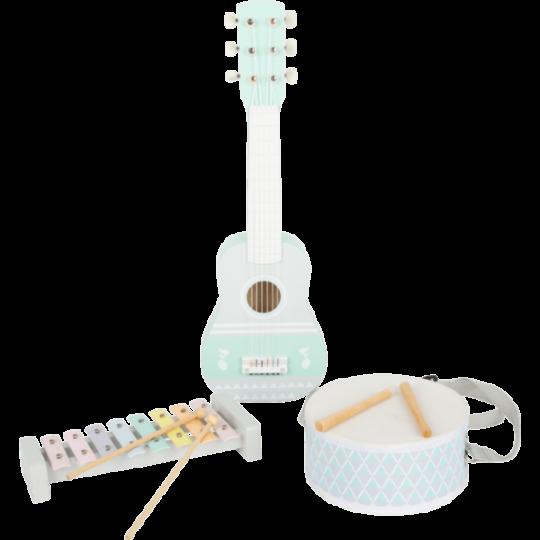 Set de musique Pastel
