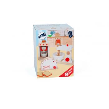 Set d'équipement de cuisine pour la cuisine d'enfant