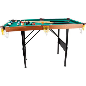 Table de billard pliante