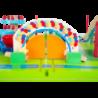 Table de jeu Parc d'attractions 3 en 1