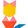 Tangram mosaïques XL