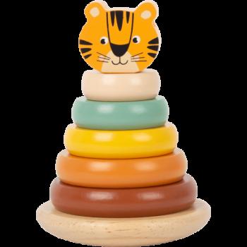 """Tour à empiler Tigre """"Safari"""""""