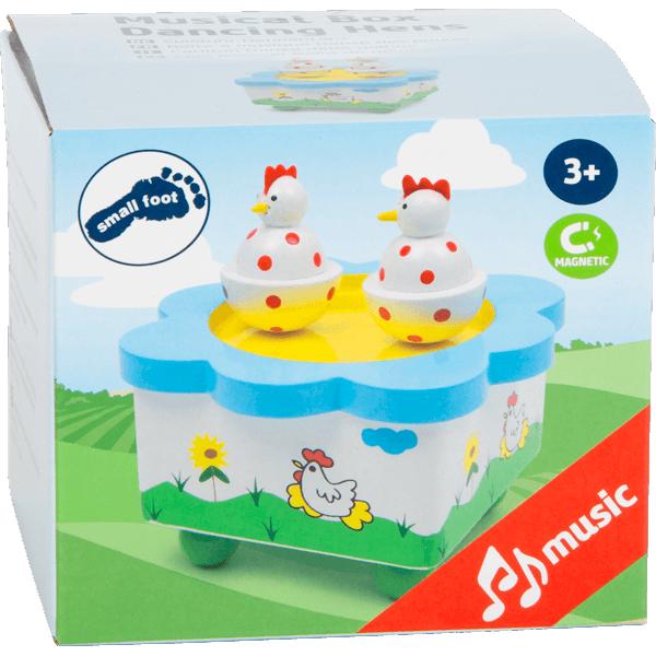 Boîte à musique  Danse des poules