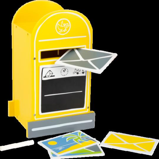 Boîte aux lettres avec accessoires