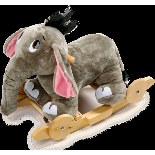 Animal à bascule Eléphant