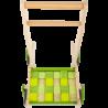 Chariot de marche Crocodile