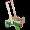 Chariot de marche La chenille qui fait des trous