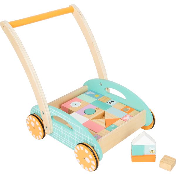 Chariot de marche Pastel