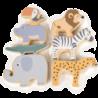 """Animaux à empiler """"Safari"""""""