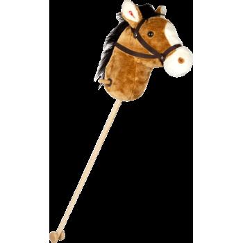 """Cheval sur bâton """"Nico"""""""