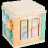 Cube de motricité Pastel